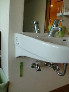 多床室の洗面台